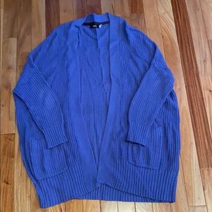 Urban Outfitters BDG Cardigan. Periwinkle. Small.